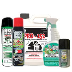 Insecticides domestiques