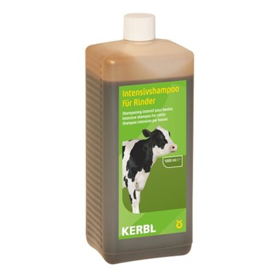 Shampoing intensif pour bovins 1 Litre**