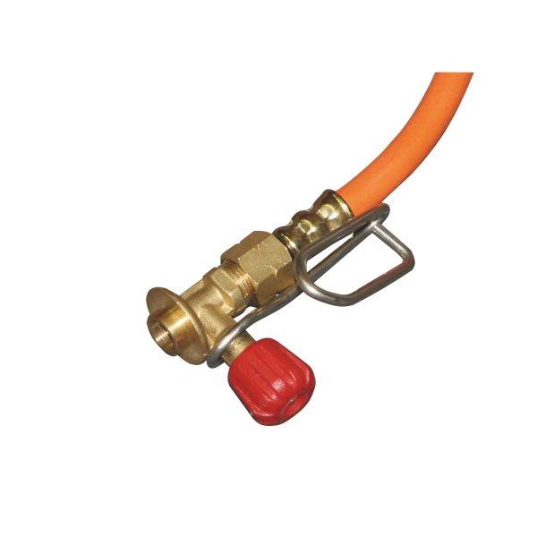 Adapteur à la ceinture pour bouteille de gaz aérosol