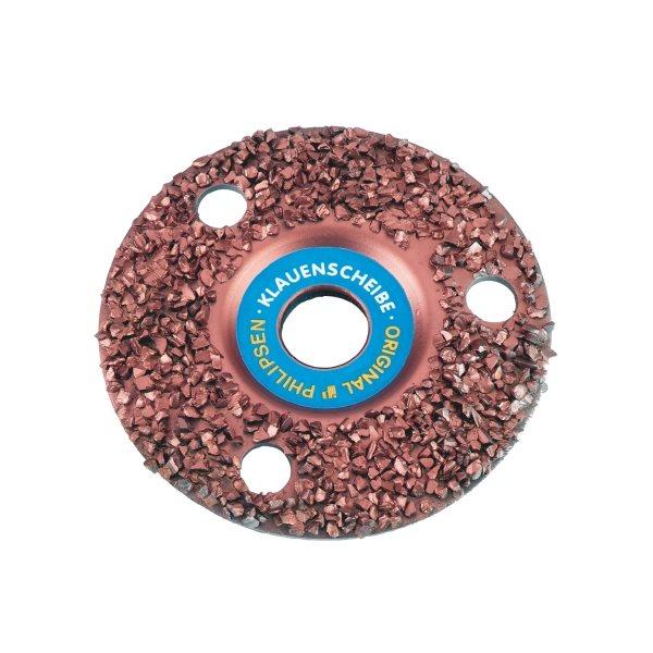 Disque à sabot Philipsen 115 mm grain dense