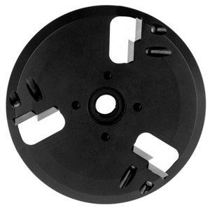Disque à sabot ProTrim aluminium 114 mm