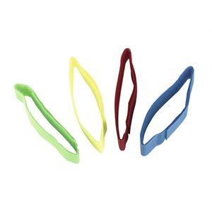 Velcro leg bands pk / 10