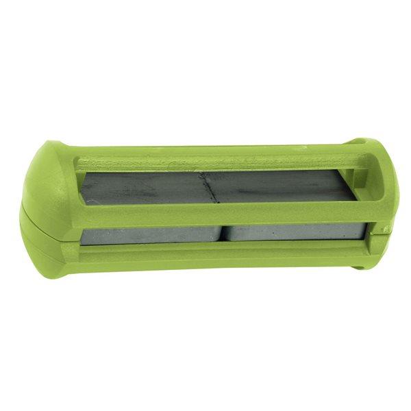 Ruminal magnet in plastic case