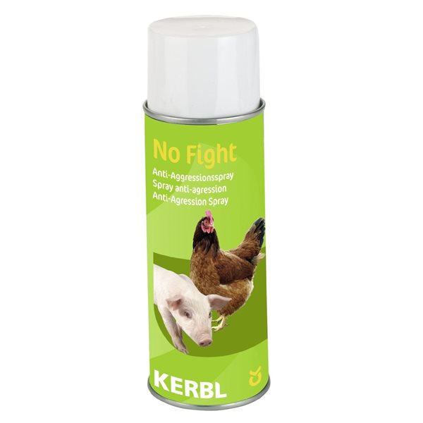 Aérosol anti-agression No Fight 400 ml