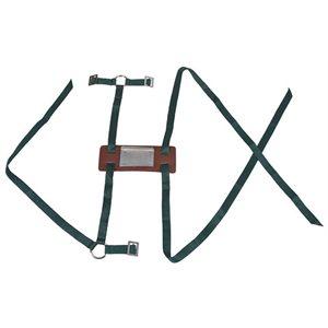 Ram marking harness nylon with buckle