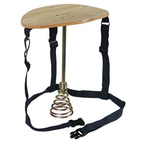 Milking Stool Wood Seat