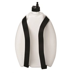Réservoir dorsal Prima® bretelle & bouchons