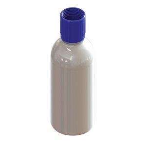 Bouteille 250 ml collet fileté 28 mm