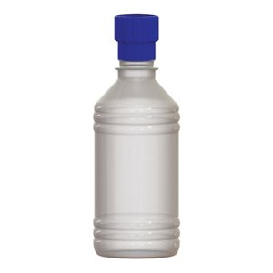 PETE Bottles 975 ml with Travel Caps & Theaded Collar