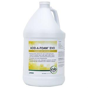 Acid-A-Foam EVO nettoyant et détartant
