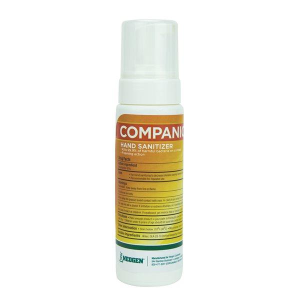 Désinfectant pour les mains COMPANION 7 oz / 208 ml