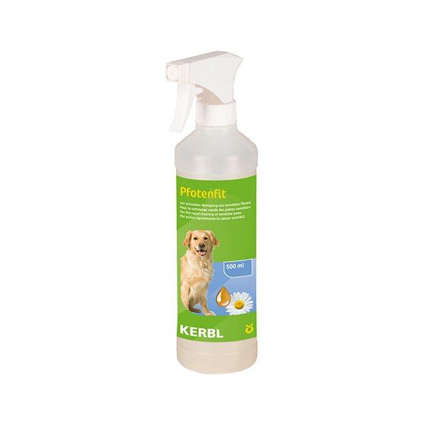 Pfotenfit nettoyant Kerbl pour les pattes 500 ml**