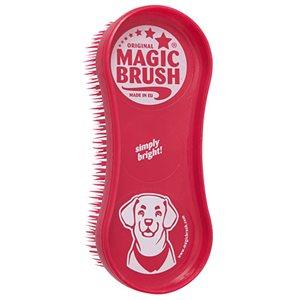 Premium MagicBrush for dog wildrose