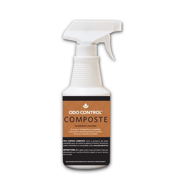 ODOCONTROL - COMPOST 473 ml