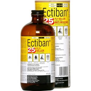 ECTIBAN 25 Fly Killer Surface Spray 473 ml