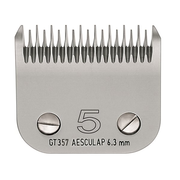 Lame SnapOn 6.3 mm #5**