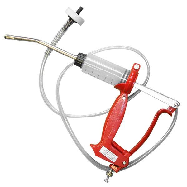 Gaveur / injecteur en métal 20 ml
