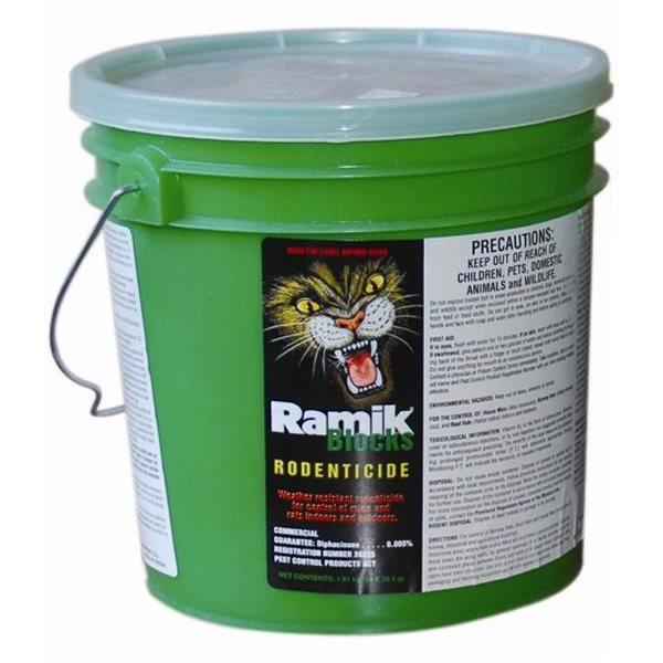 RAMIK Anti-rongeurs blocs emb / 64 x 28.3 g