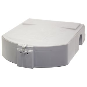 "MULTIPLEX bait station 13.5""x10.25""x 3.25"""