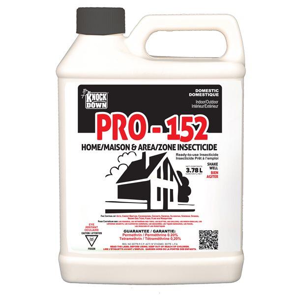 Knock Down PRO-152 insecticide multi-zone liquid 3.78 L