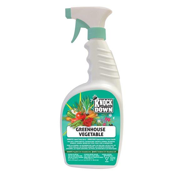 Knock Down insectice légumes de serre 950 ml