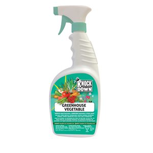 Knock Down insectice légumes de serre 950 ml