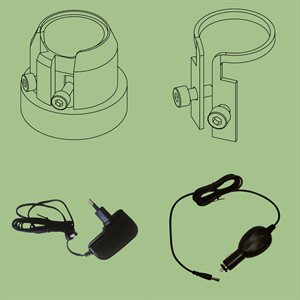 PARTS for HORN'UP S (KF20S)