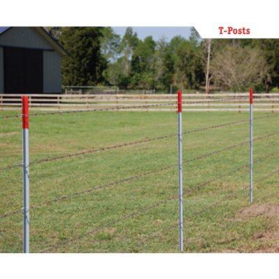 Poteau à clôture