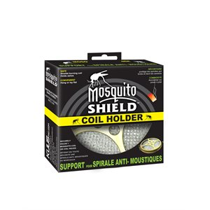 Support et crochet pour spirale Mosquito Shield