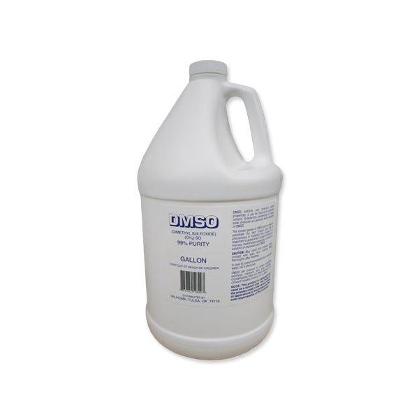 Sulfoxyde de diméthyle 99 % (DMSO) liquide 1 gal.