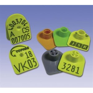 Caisley Multiflex Ear Tags Double Model P