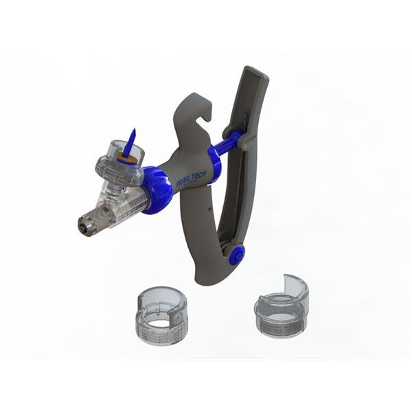 Seringue PRIMA Value Line porte-flacon 5ml & 20 - 30 - 33 mm