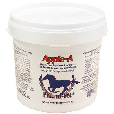 Supplément de minéraux pour chevaux APPLE A 2 Kg