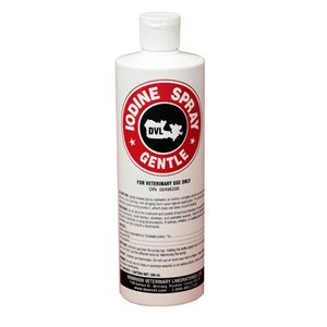 Antiseptic Iodine 1% spray 500 ml
