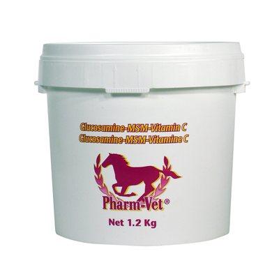 Glucosamine-MSM-Vitamine C 1.2 kg