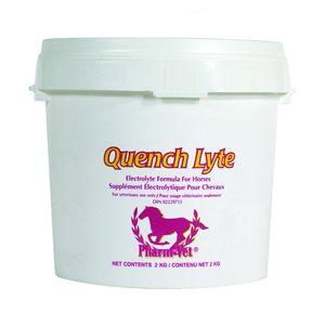 Supplément électrolytique Quench Lyte chevaux 2 kg