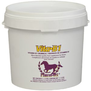 Granulés de vitamines B1 Vita-B1 1.13 kg