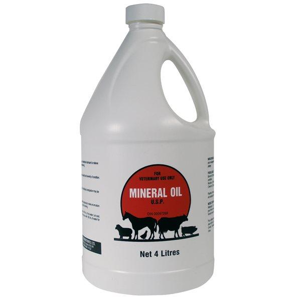 Huile minérale (USP) 4 L