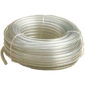"""PEACH PVC tube 3 / 8"""" roll / 98'"""