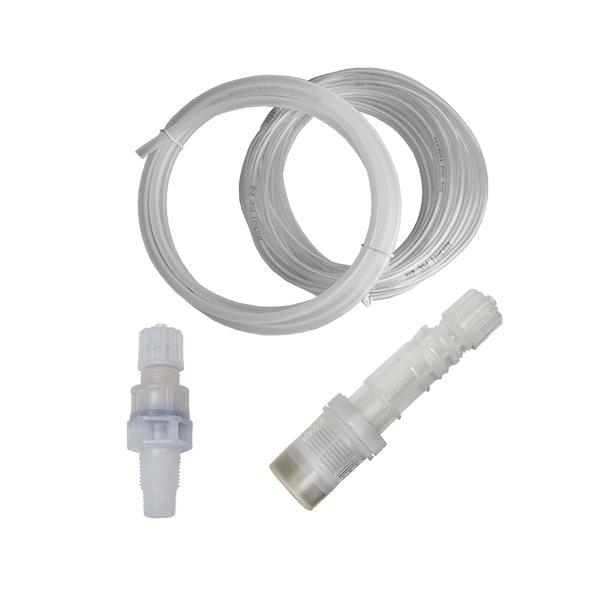 Kit de tubes PVDF / TFE Injecteur & Filtre de pied & tubes PVC