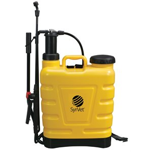 Backpack sprayer 5.28 Gal / 20 liters