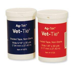 """Vet-Tie, ruban tressé étroit pour Profix - 1 / 8"""" x 30 verge"""