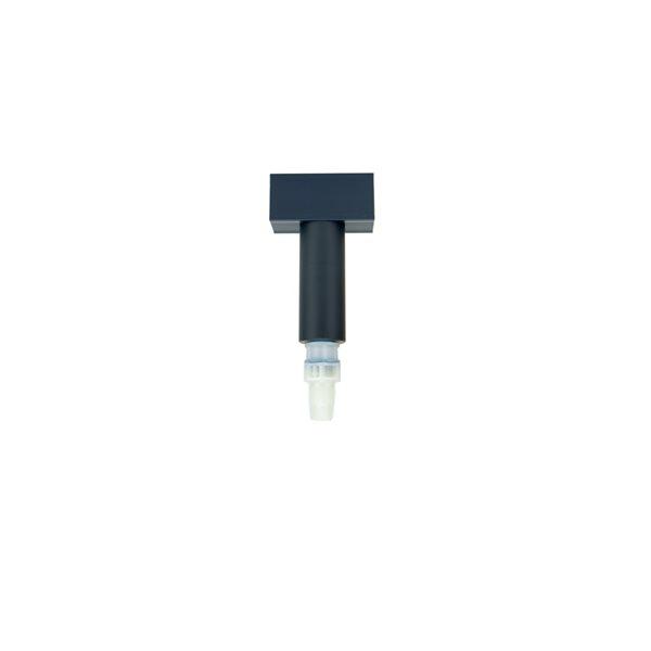 T en PVC double injection pour système basse pression