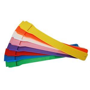 Chevillière plastique