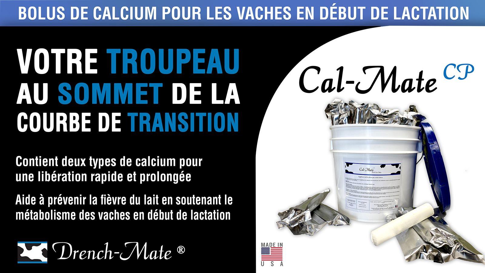 CAL-MATE CP  |  Bolus de calcium